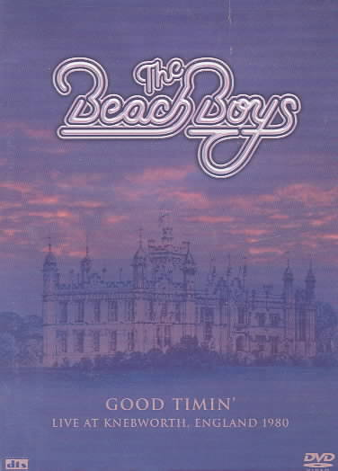 GOOD TIMIN' - LIVE AT KNEBWORTH 1980 BY BEACH BOYS (DVD)