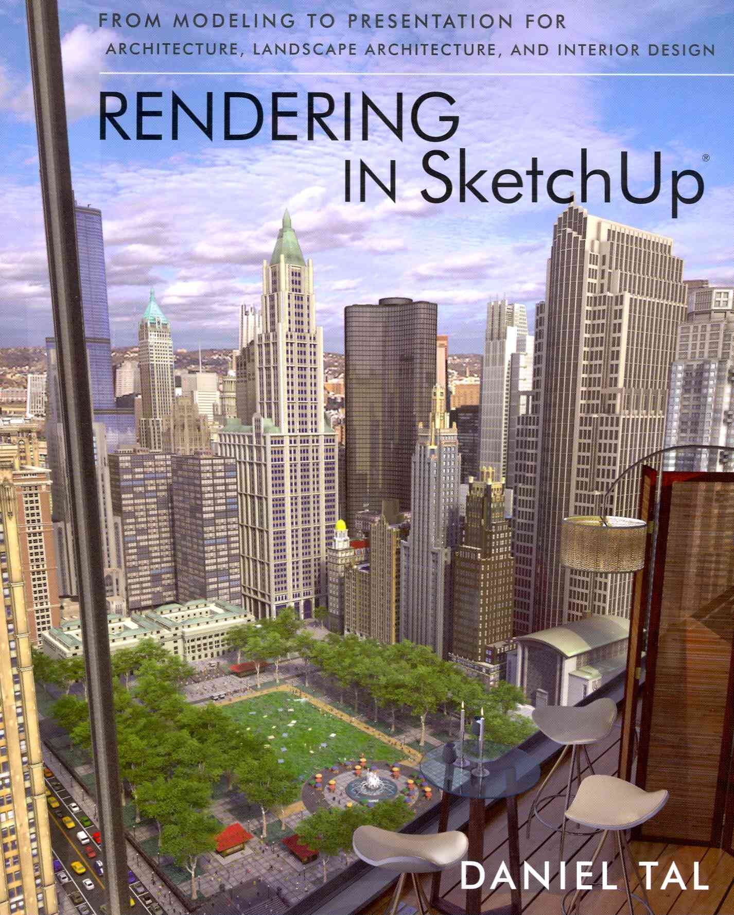 Rendering in Google Sketchup By Tal, Daniel